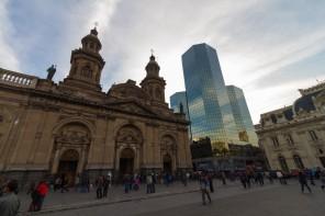 Cathédrale à Santiago