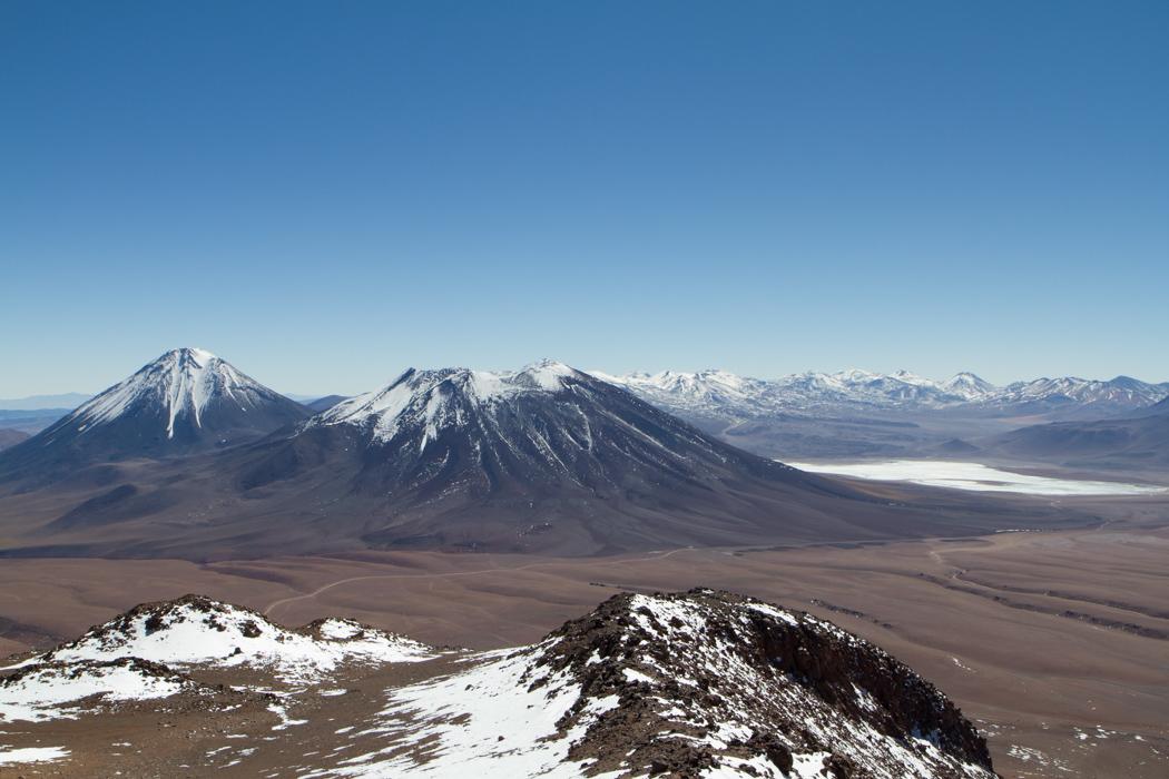 Cerros Licancabur & Juriques