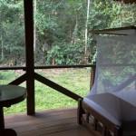 Chambre du Refugio Amazonas