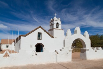 Eglise de San Pedro
