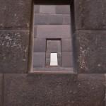 Mur à l'intérieur de Qorikancha