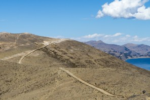 route Inca, Isla del Sol